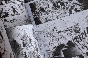 Curso Básico de Roteiro para Histórias em Quadrinhos Mylle Silva