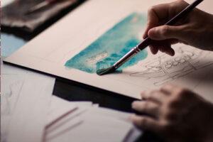 Cursos de Desenho e Pintura Têmpora Criativa Escola de Artes