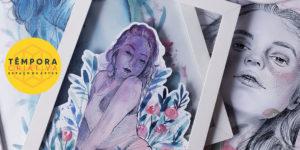 curso de pintura em aquarela hosana cristina
