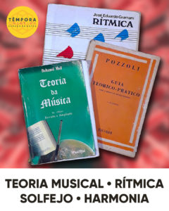 Curso - Teoria Musical • Solfejo • Rítmica • Harmonia Cássio Menin
