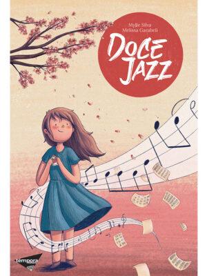 Doce Jazz capa Mylle Silva Melissa Garabeli