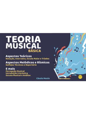 Teoria Musical Básica - Apostila LEM Cássio Menin