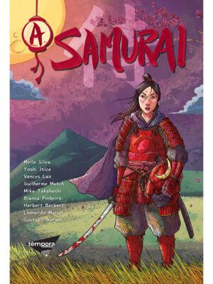 A Samurai HQ capa Mylle Silva